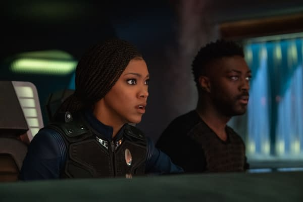 "Star Trek: Discovery ""There Is A Tide"": Yippee Ki Yay, Michael Burnham"