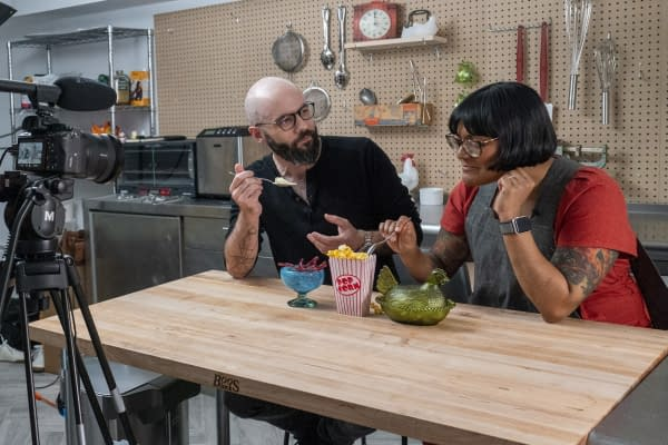 All the Best TV of 2020 was Streaming, esp YouTube and Twitch: OPINION (Image:: Babish Culinary Universe)