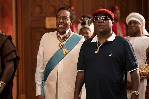 Coming 2 America Gets A Trailer
