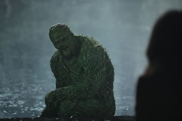 """Swamp Thing Preview: Could One of Those """"Loose Ends"""" Be Season 2?"""