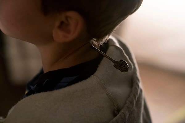 Locke & Key continues production on the second season (Image: Netflix)