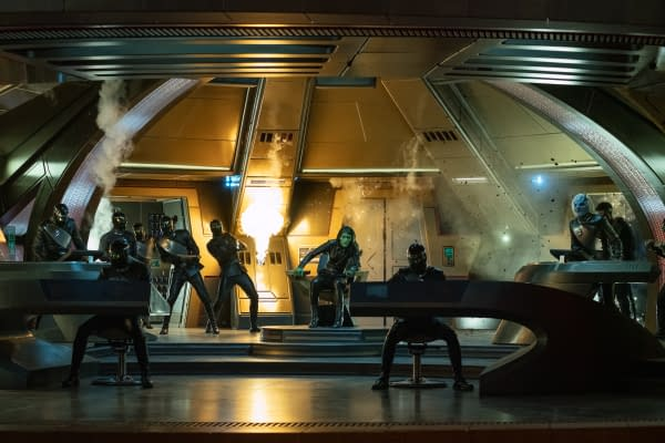 Star Trek: Discovery S03 Finale Preview: Can the Federation Be Saved?