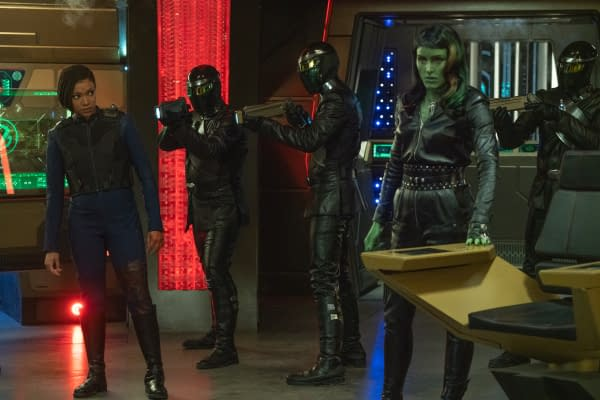 """Star Trek: Discovery """"That Hope Is You, Part 2"""" Taps Self-Awareness"""