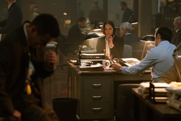 """Clarice Introduces Viewers to Agent Starling's Post-""""Silence"""" World"""