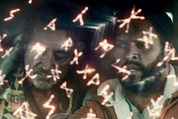 American Gods Season 3 preview image. (Image: STARZ)