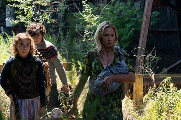 A Quiet Place Part II Has Been Further Delayed to September