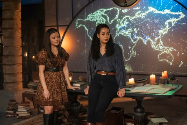 Charmed Season 3 Preview: Can The Charmed Ones Trust A New Ally?