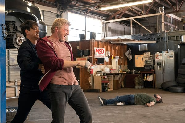 Cobra Kai Creators: Team-Ups, Returns, Kreese's Call, Aisha & Season 4