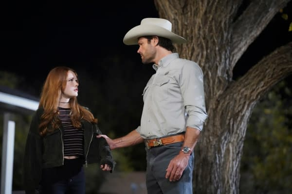 Walker Season 1 Episode 2 Preview: Can Cordell Make Up for Lost Time?
