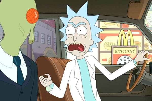Rick And Morty'