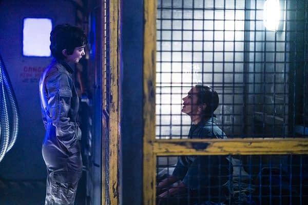 Snowpiercer S02E01 Preview: Mr. Wilford Arrives; Melanie Makes A Move