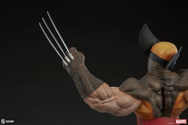 Wolverine Wants Revenge With New Sideshow Collectibles Statue
