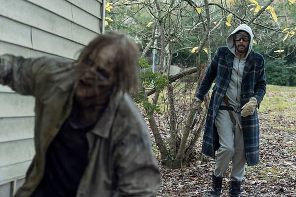 The Walking Dead: Making the Extended 10th Season Trailer Premieres