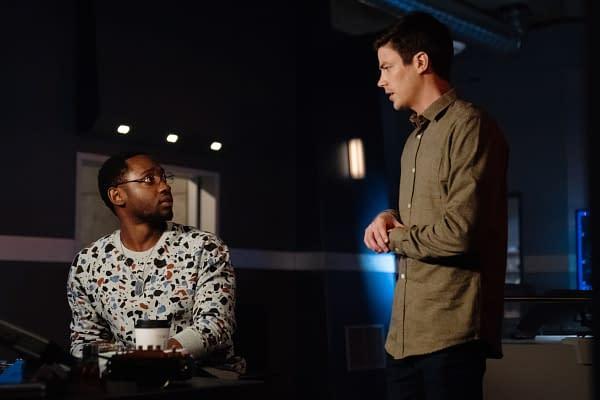 The Flash: Grant Gustin on Bettering Himself; Beefier Season 7 Barry