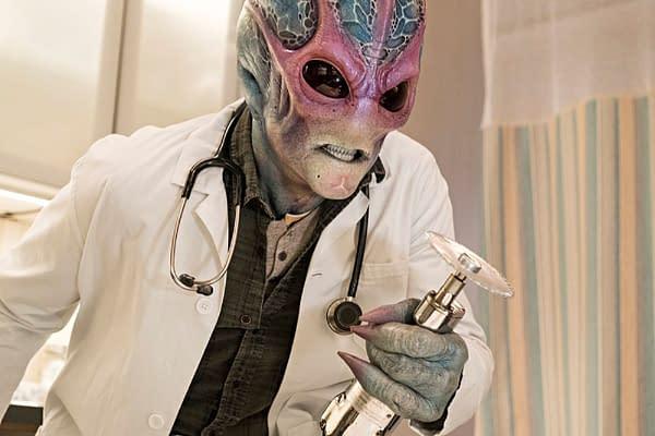 Resident Alien: Corey Reynolds, Levi Fiehler Talk Series; E02 Preview