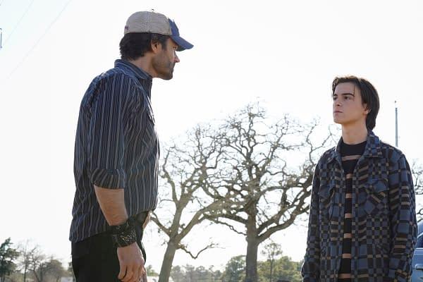 Walker Season 1 E05 Duke Preview: Cordell's Past Threatens His Future