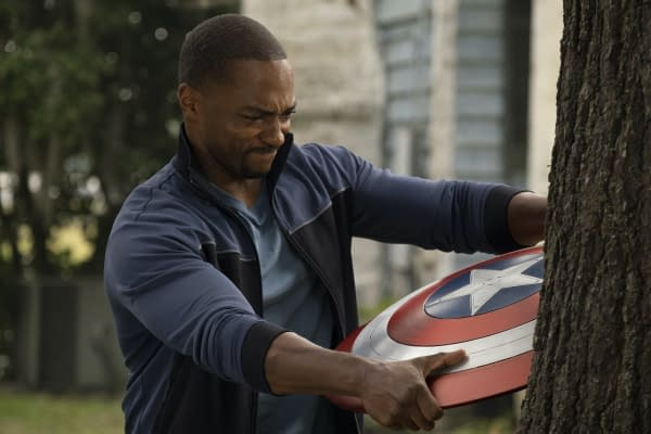 The Falcon and the Winter Soldier Releases New Preview Images