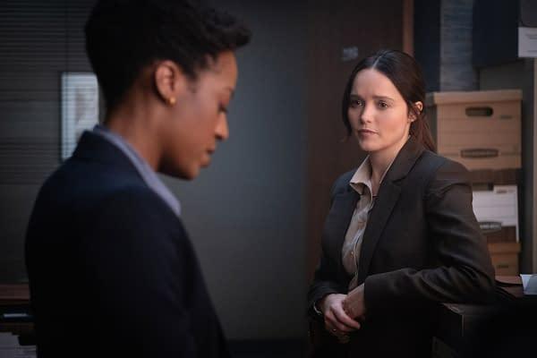 Clarice S01E04 Preview: Krendler Has Some Serious Explaining to Do