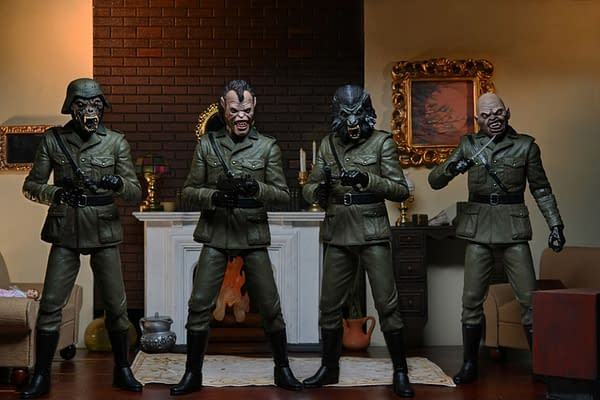 NECA Reveals Nightmare Demons From An American Werewolf In London