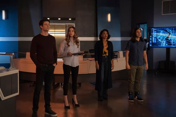 The Flash S07E05 Preview: Barry's Worst Fears; Caitlin's Frosty Roomie
