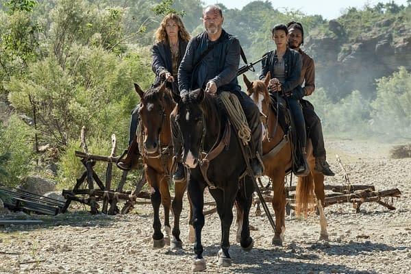 Fear the Walking Dead Season 6 Preview: Morgan Jones Is A Wanted Man