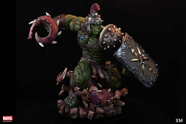 Planet Hulk Comes to Life With New XM Studios Marvel Statue