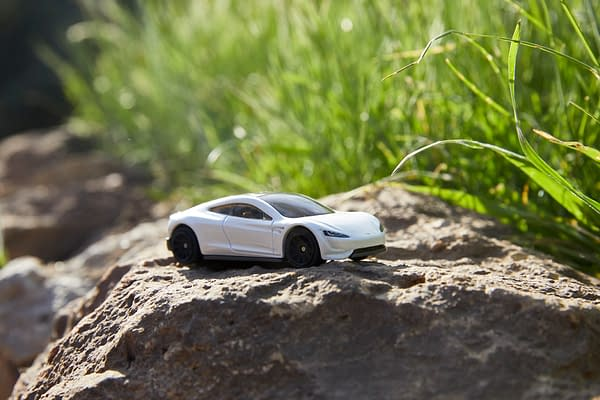 Mattel Debuts First Ever CarbonNeutral Matchbox Vehicle