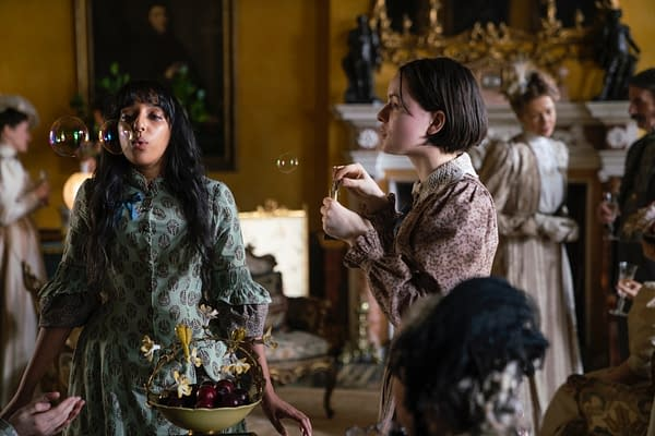The Nevers S01E02 Preview; Cast, Creative Talk Touched, Opera Scene