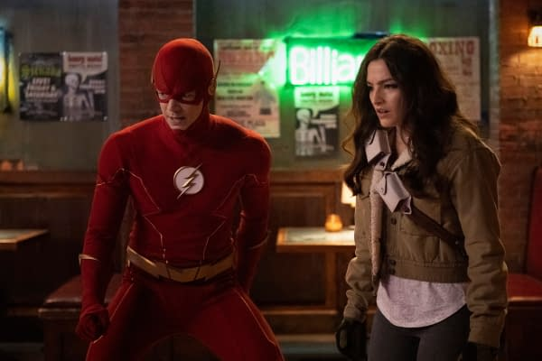 The Flash S07E07 Preview: Frost Has Some Serious Explaining to Do