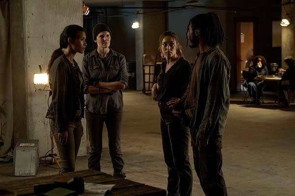Fear the Walking Dead Season 6 Episode 11 Preview: Meet The Believers
