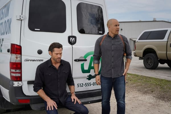 Walker S01E09 Preview: Cordell & Capt. James Gamble on Valuable Lead
