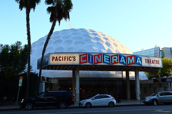 Pacific Theatres and Arclight Cinemas Won't Be Reopening