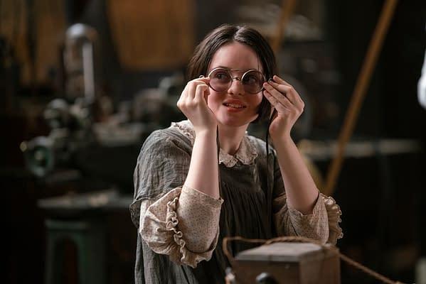 The Nevers S01E01 Images Intro Amalia True & Penance Adair's World