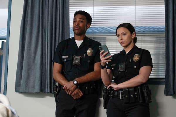 The Rookie Season 3 Episode 12 Preview: Nolan & Sarah Face a Decision