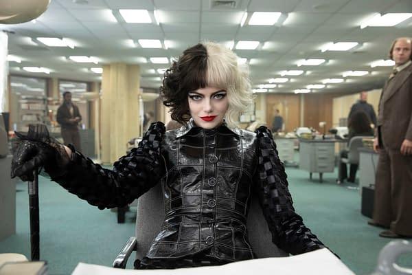 """Cruella: Emma Stone Talks Face Made of """"Full Rubber"""""""