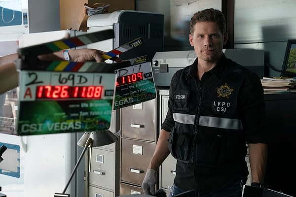 CSI: Vegas & Ghosts: CBS Shares Trailers, Preview Images & More
