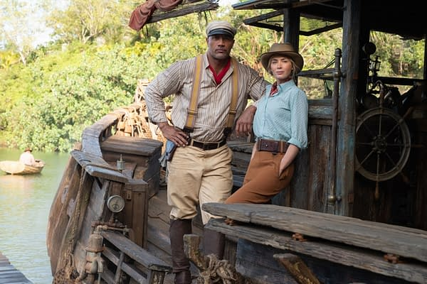 Jungle Cruise Coming to Theaters & Disney Premier Access on July 30th
