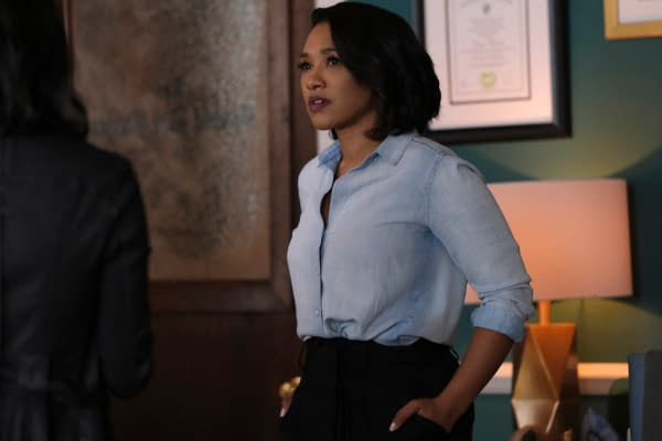 """The Flash Season 7 Episode 9: Can """"Timeless"""" Wells Save Barry in Time?"""