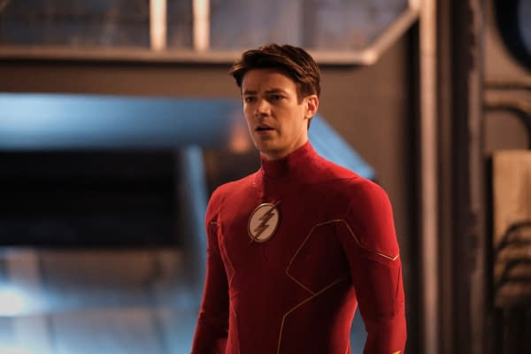 The Flash Season 7 Episode 11 Preview: Can Barry & Iris Make The Save?