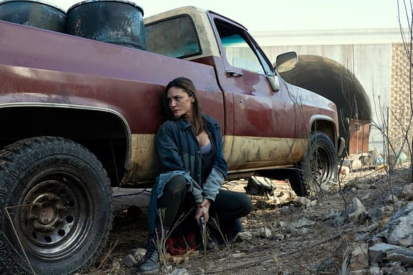"Fear the Walking Dead Season 6 Preview Images Reveal ""J.D."" Identity"