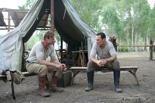 High Ground Star Callan Mulvey Talks Australian Historical Drama