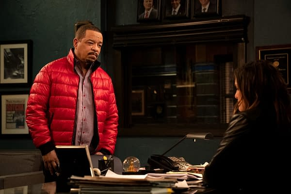 Law & Order: Organized Crime/SVU Crossover Event Drops Preview Images