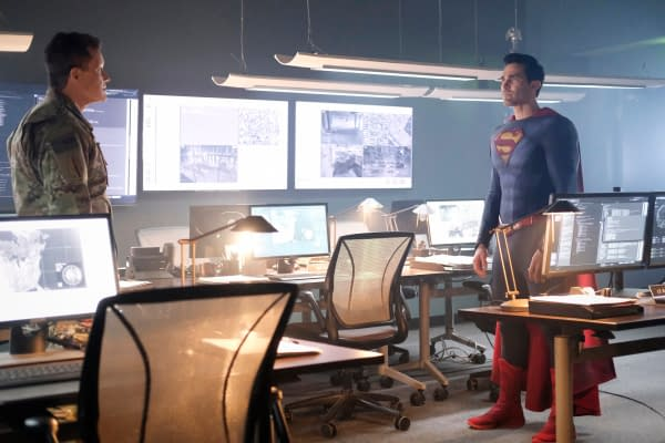"""Superman & Lois Returns! But Can A """"Broken Trust"""" Be Fixed? (Preview)"""