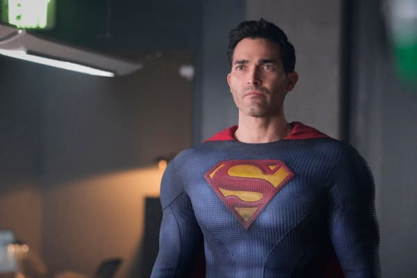 Superman & Lois Character Profile Posters Bring On The Bad Guys & More