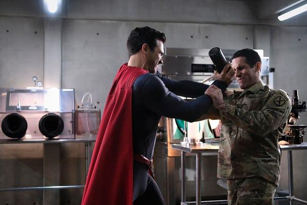 Superman & Lois Season 1 Episode 8 Preview: Superman Needs Answers