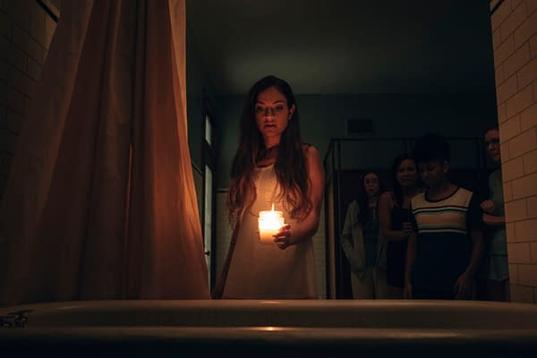 Séance Star Innana Sarkis on How the Horror Film's Unique Nature