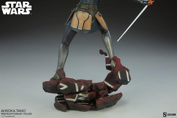 Sideshow Collectibles Reveals Star Wars: Rebels Ahsoka Tano Statue