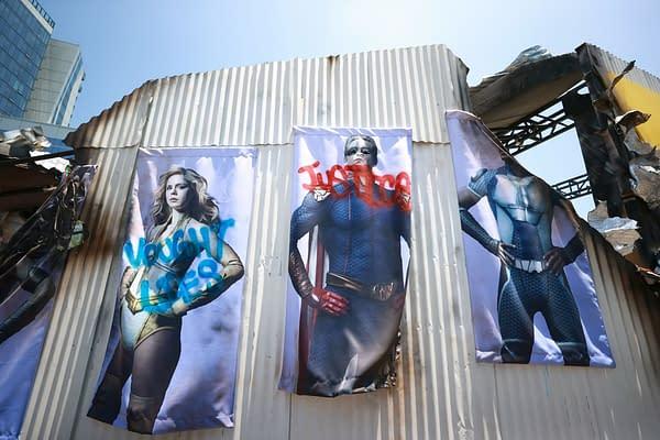 The Boys FYC Event Recap: Planet Vought Delivers Super Subversive Fun