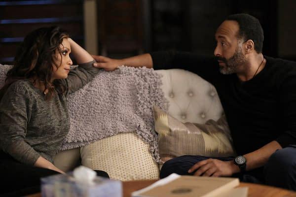 The Flash Season 7 E13 Preview: Chester Cataloging-Blocks Barry & Iris