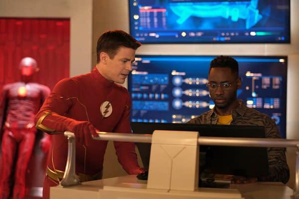 The Flash Season 7 E15 Preview: It's Raining Godspeeds, No Hallelujah!